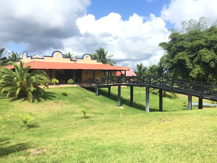 Rancho Los Girasoles, José María Morelos