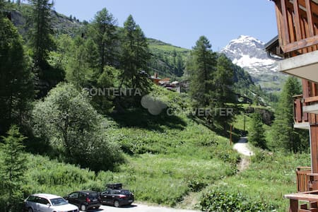 Charmant studio montagne 4 personnes tignes 1800 - Tignes - Daire