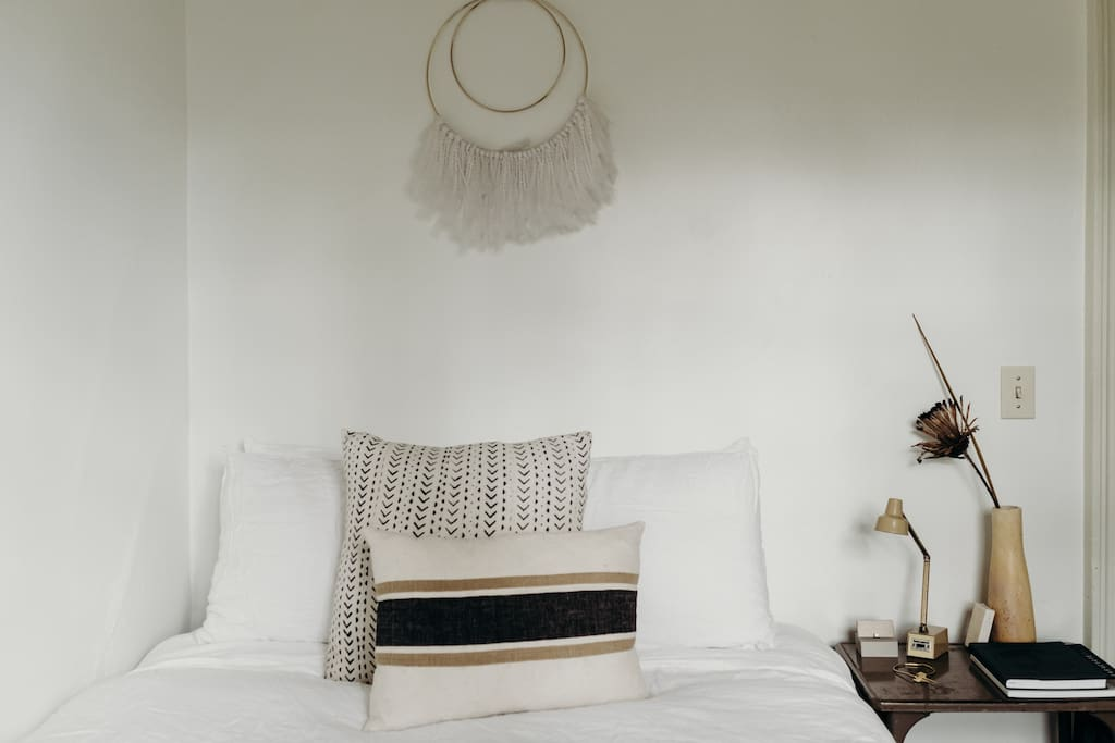 Crisp Portugese Linen Bedding