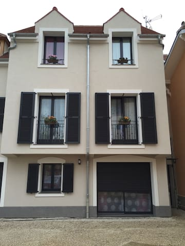 Beau apartament centre ville RER C - Dourdan - Appartement