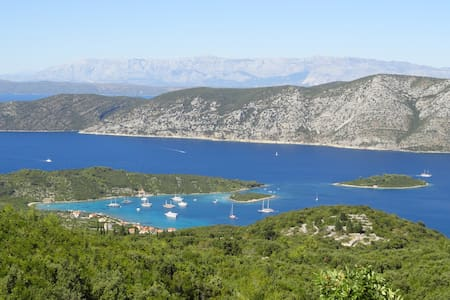 Seaview One Bedroom Apartment 8 - Korcula Island