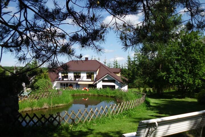 Landhaus zur Ostsee