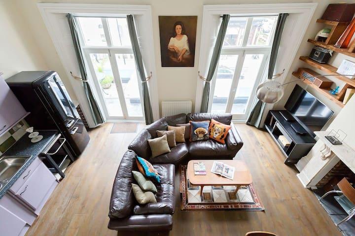 Portobello area fabulous apartment