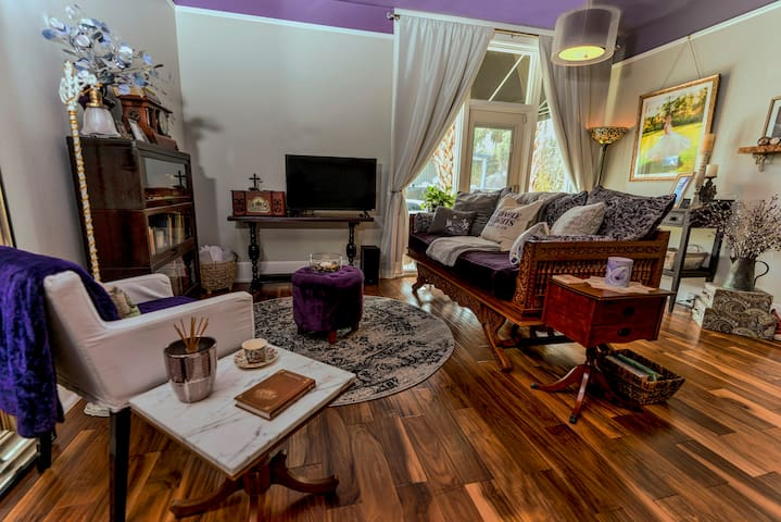 Charming & Cozy in Seminole Heights - NOT a hotel!