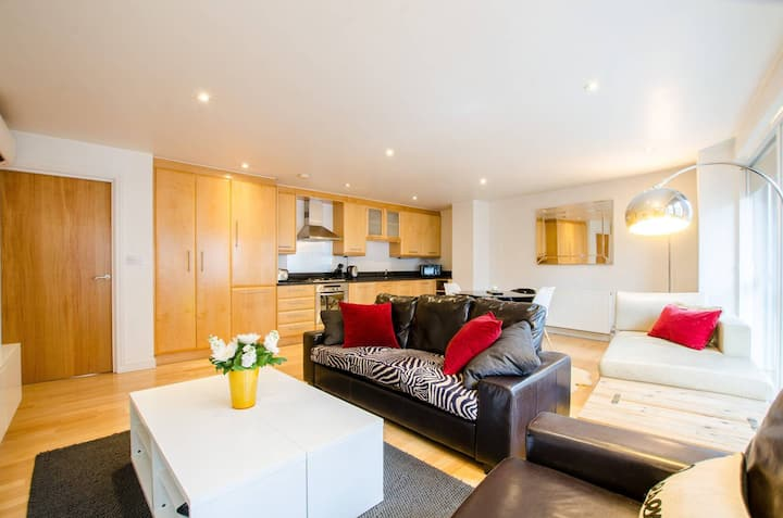 Comfortable Haven in Central London