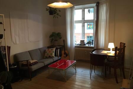 Live on charming Christianshavn! - København