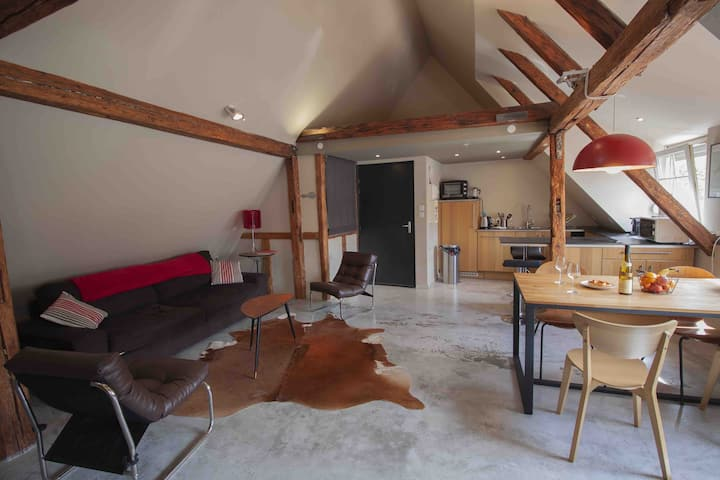 The Loft - 2 bedroom apartment
