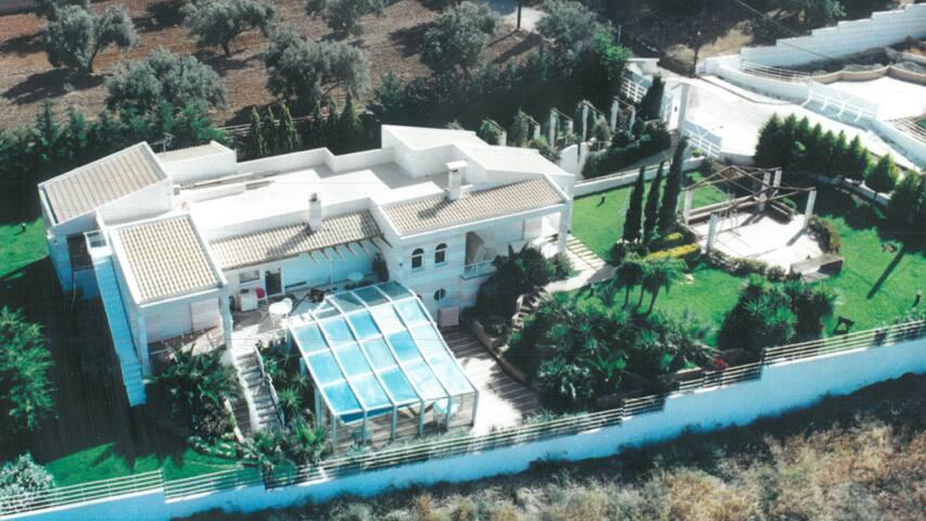 Villa in Peania,Athens