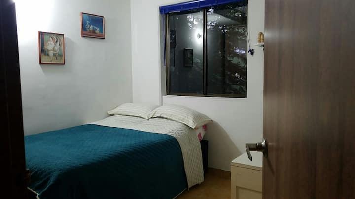 Habitación Comoda en Conjunto Residencial. #Paz