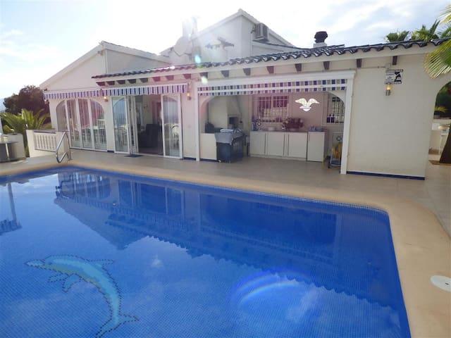 Beautiful Villa with seaview - Altea - Villa
