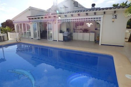 Beautiful Villa with seaview - Altea