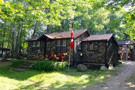 Rustic Cottage Only Steps From Woodland Beach!