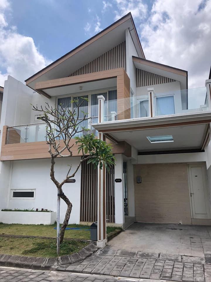 2 BD/BA in new  Modern Home, Canggu, turnkey