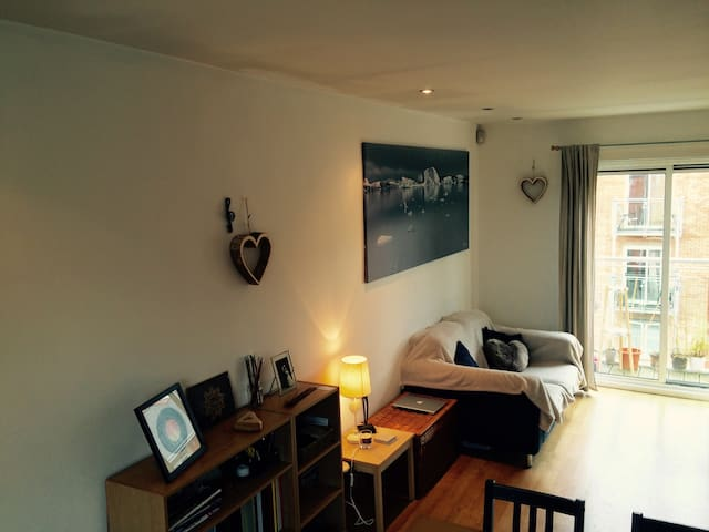 Comfy and Relaxing Flat Very Close to City Centre - Manchester - Byt