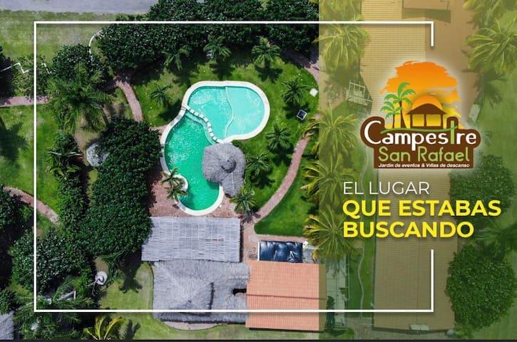 Campestre San Rafael Villas  1 y 2...