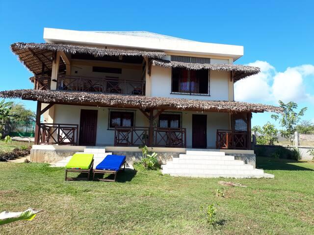 Villa Fanjava Casa con vista mare
