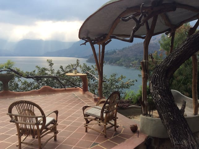 CasaSita - Secluded - Lago de Atitlan