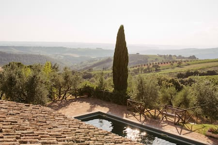 Umbria: splendid and peaceful house (1 floor)