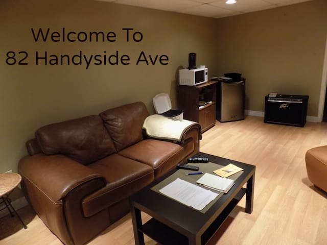 Cozy Private Suite & Private Bathroom- South Wpg - Winnipeg - Huis
