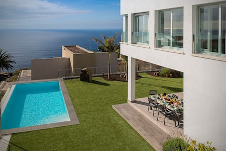 Marvellous Villa with a view to Teide and the sea