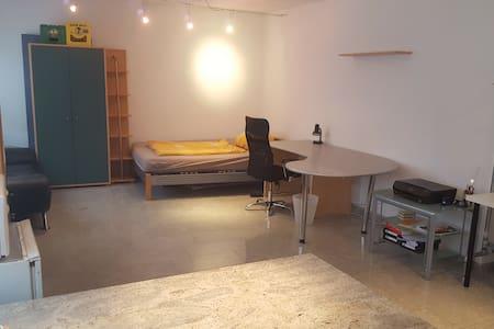 40m2 sonniges Apartment für 1-3 Personen - Oestrich-Winkel - Byt