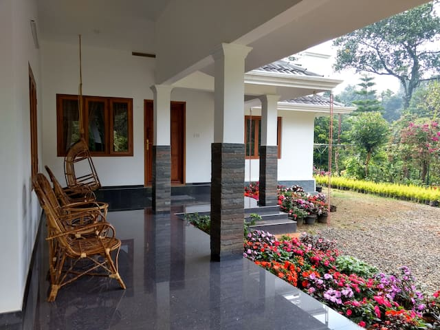 Flower Valley is your dream made homestay @ Munnar - Munnar