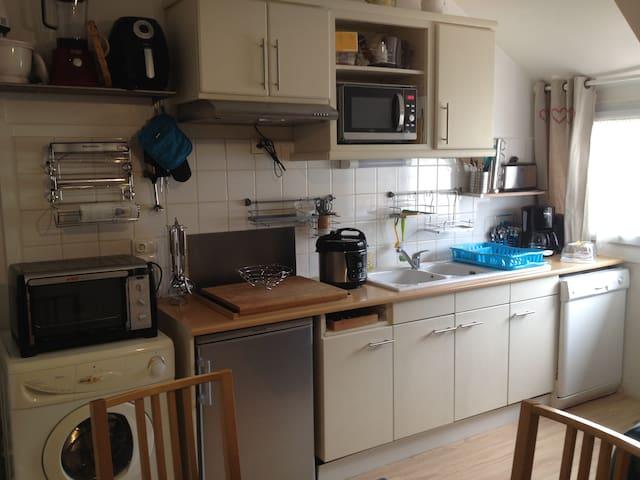 2 Zimmer Wohnung / 30  m²