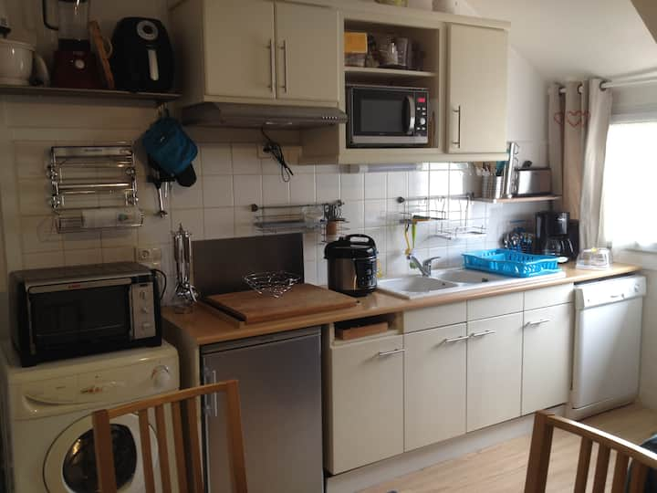 apartment for 4 persons / 30  m²