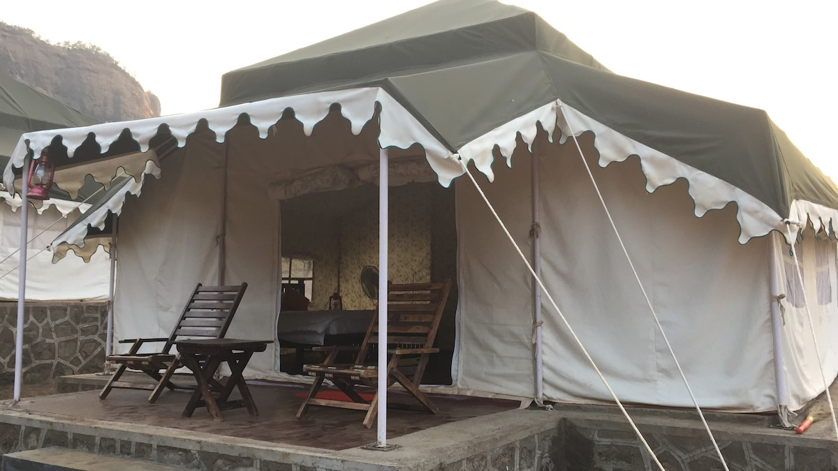 View Photos & Luxurious Maharaja Tents in the Heart of Nature. - Tents for Rent ...