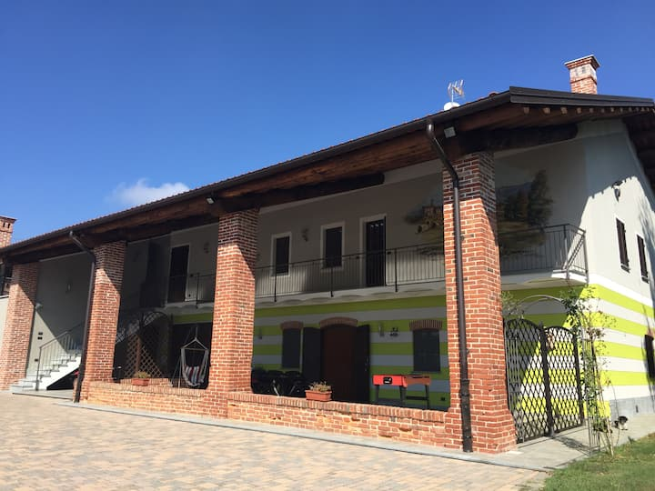 Bed and Breakfast: relax nel cuore del Piemonte
