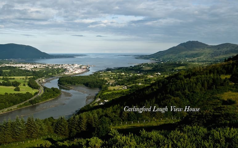 Carlingford Lough View House - Omeath - Casa