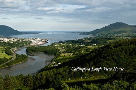 Carlingford Lough View House - Omeath - Haus