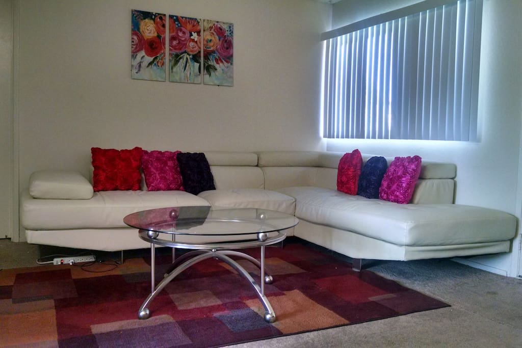 Large Sectional couch in Living Room