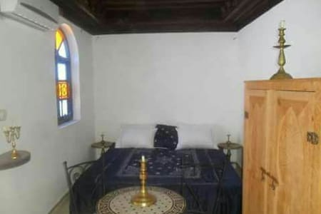Cozy suite in the heart of the ancient medina (Ria - Marrakech - Gæstehus