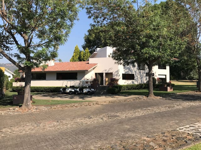 Casa Club de Golf Malinalco - Malinalco - House