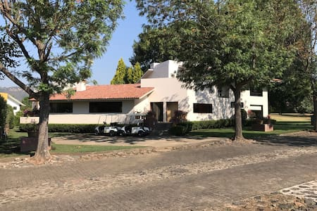 Casa Club de Golf Malinalco - Malinalco - 獨棟