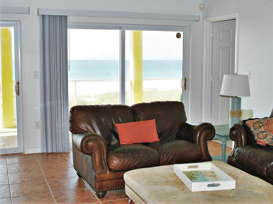 View from Living Area of Sea Salt Cottage
