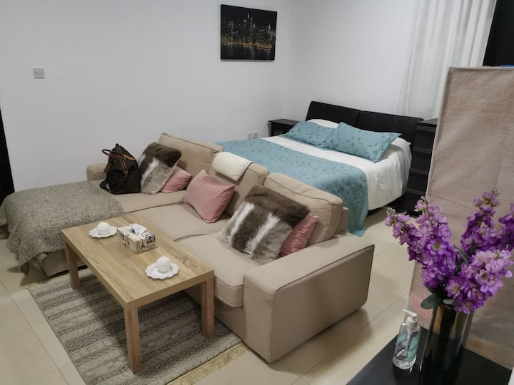 Amazing furnished studio