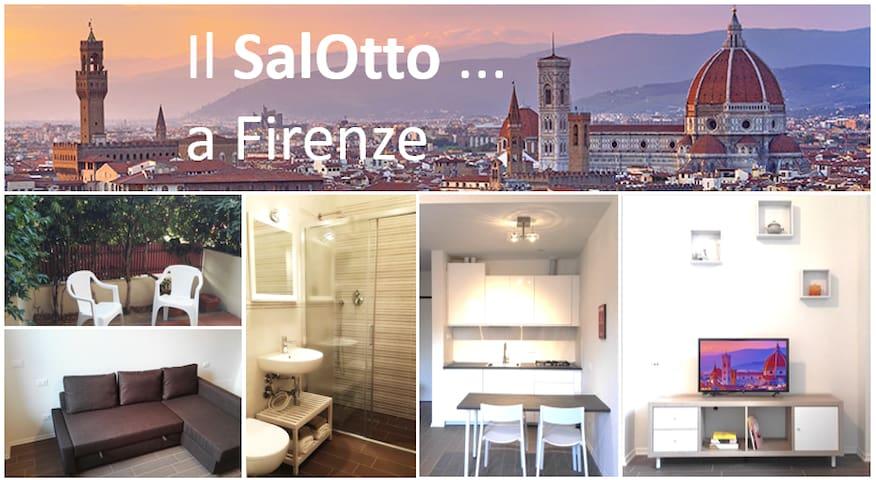 SalOtto : Modern Studio Flat