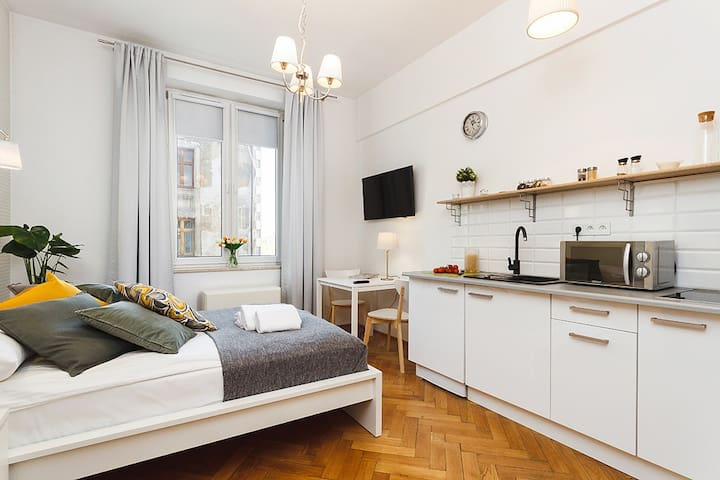 Cozy Apartment / Rzeszowska