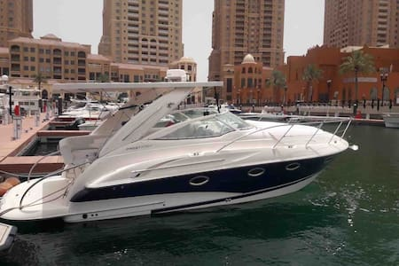Family Yacht with Lady Captain or male Capt in Doha