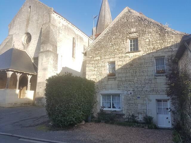 L'Herminette , Maison du XII ème