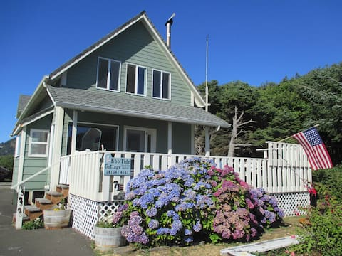Ebb Tide Cottage ... A Long Term Oceanside Rental