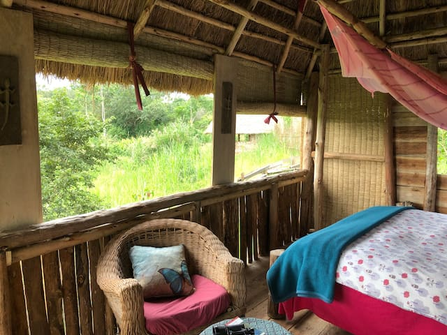 The Treehouse, Sunbird Hill, Kibale Forest edge
