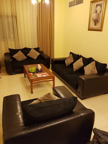Clean and spacious rooms - Ajman