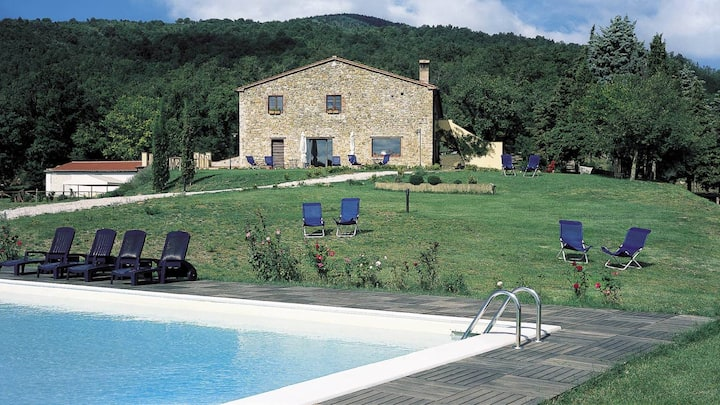La Meridiana Tuscan Room