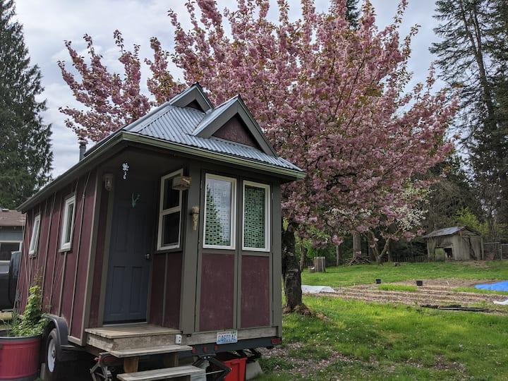 Tiny Home on Tiny Farm