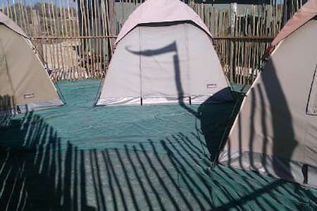 Sea Shack glamping tent - Paternoster