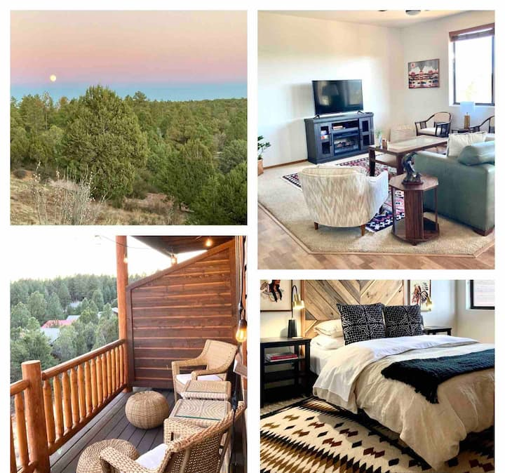 Book your summer getaway at Show Low Sanctuary!