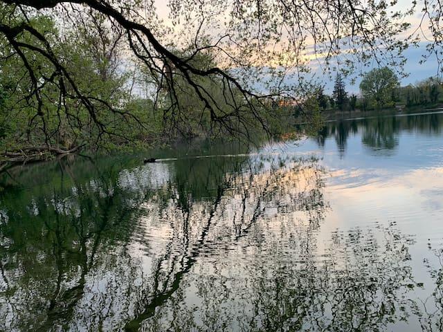 Camere sulle rive  Lago di Telese